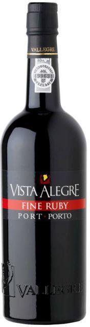 Vista Alegre Fine Ruby