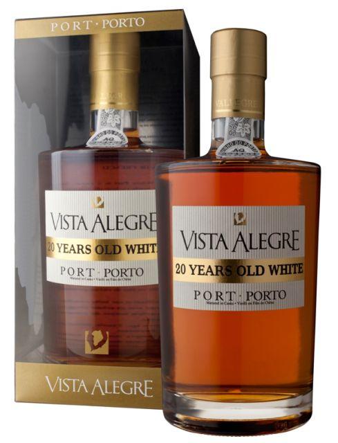 Vista Alegre 20 years Old White