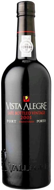 Vista Alegre LBV unfiltred 2013