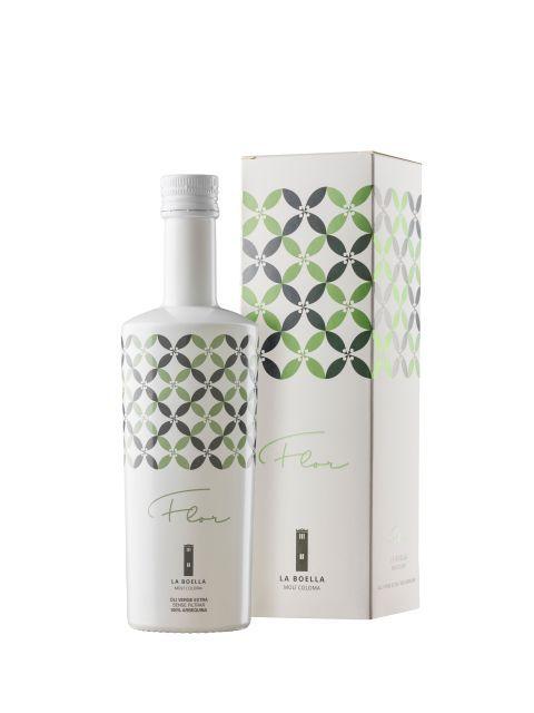 Olivenöl Flor d' Oli Geschenksbox - best bef 12/21 - 0,5 lt.
