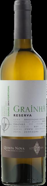 Grainha Reserva Branco 2009 - 0,75 lt.