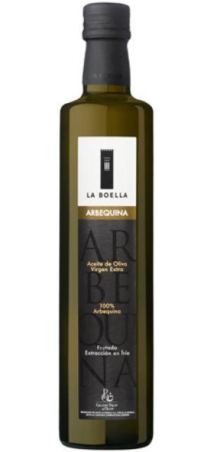 Olivenöl Arbequina Fl. BB 12/19 - 0,5 lt.