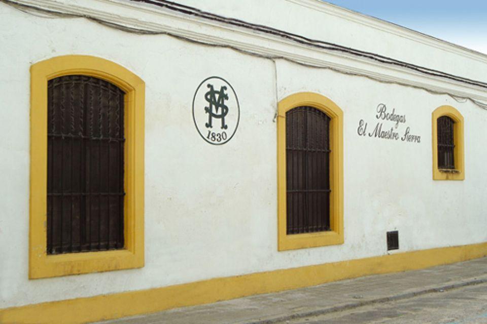 Bodega El Maestro Sierra