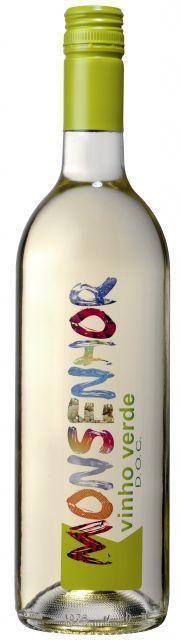 Monsenhor Vinho Verde DOC - 0,75 lt.