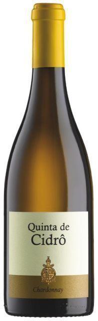 Quinta de Cidro Chardonnay Reserva 2010 - 0,75 lt.