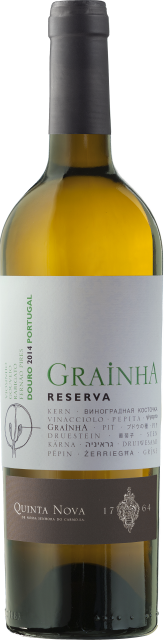 Grainha Reserva Branco 2012 - 0,75 lt.