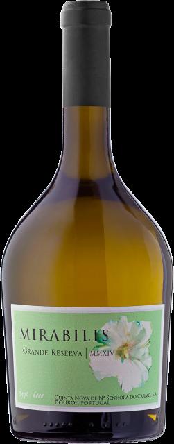 Grande Reserva mirabilis branco 2016 - 0,75 lt.