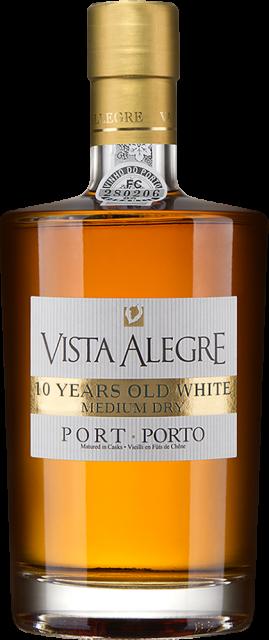 Vista Alegre 10 years Old White - med. dry - DOC