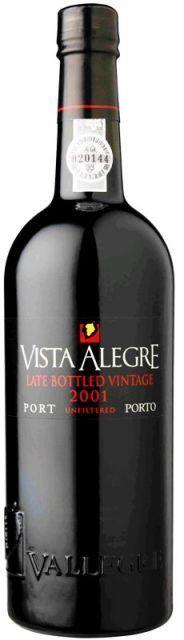 Vista Alegre LBV unfiltred 2015 - 0,75 lt.