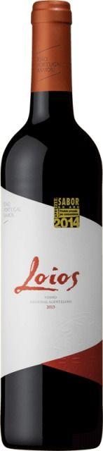 Loios tinto VR 2014 - 0,75 lt.