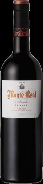 Monte Real Crianza Fam. 2015