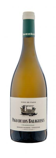 Pago de los Balagueses Chardonnay 2018 - 0,75 lt.