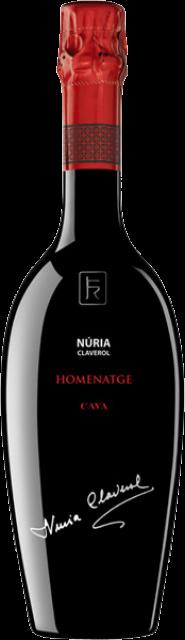 Cava Nuria Homenatge Peretes GR 2014 - 0,75 lt.