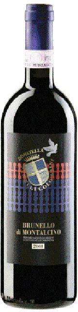 "Brunello ""Prime Donne"" 1997 - 0,75 lt."
