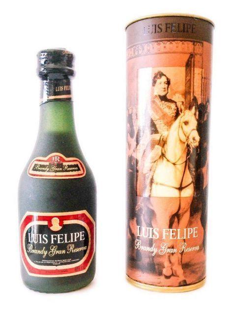 Brandy Gran Res. Mini Flasche 5cl - 0,05 lt.