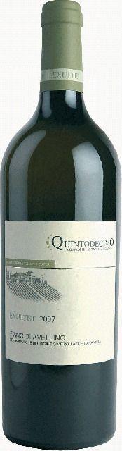 Exultet - Fiano di Avellino DOCG 2008 - 0,75 lt.