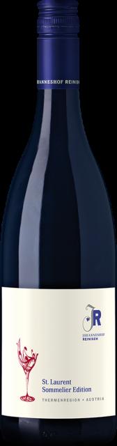 Sommelieredition St. Laurent 2016 - 0,75 lt.
