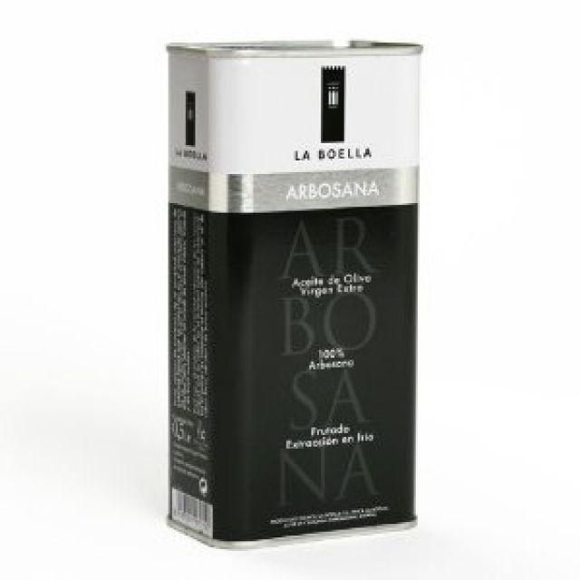 Olivenöl Arbosana Fl. BB 12/19 - 0,5 lt.