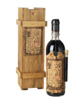 Sherry: Don PX  Convento Madera 100 PP 1946