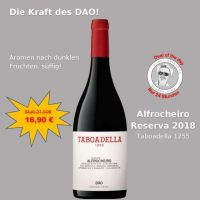Deal of the day: Alfrocheiro Reserva 2018 - 0,75 lt.