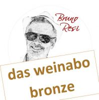 Das Weinabo Bronze