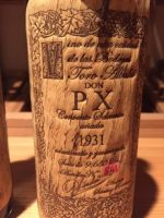 Sherry: Don PX Convento 1939
